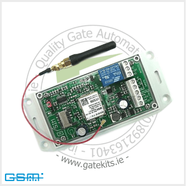 Gsm Alarm Auto-Dialer And Sms Sender - Gsm Relay