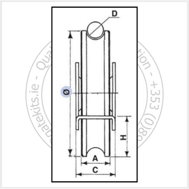 Sliding Gate Wheel - Sliding Gate Wheel