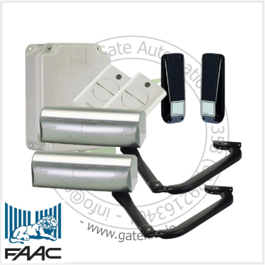 Faac 390 Swing Gate Operator - Articulated Gate Kit