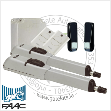 Faac 415Lls Gate Kit 104415 - Mechanical Ram Kit