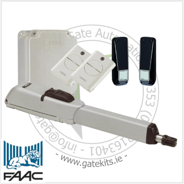 Faac 415Lls Single Leaf Gate Kit 104415 - Mechanical Ram Kit
