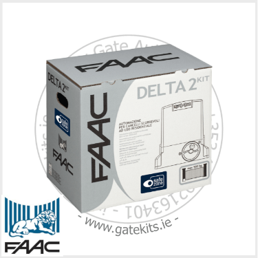 Faac 741 Delta Kit 10565493 - Sliding Gate Motor