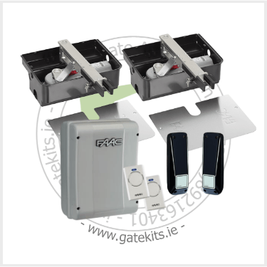 Faac 770 gate kit