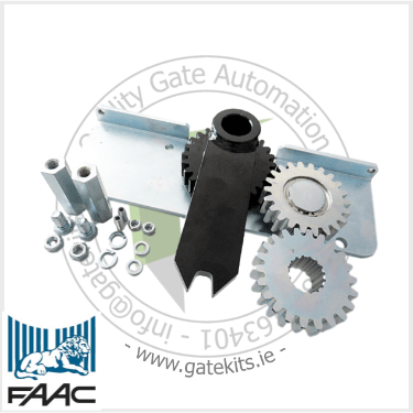 Faac 770N 180 Degree Kit - Kit For One Leaf - Gate Accessories