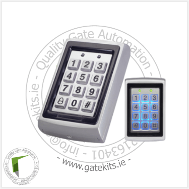 Metal Keypad With Rf Card Reader - Keypad