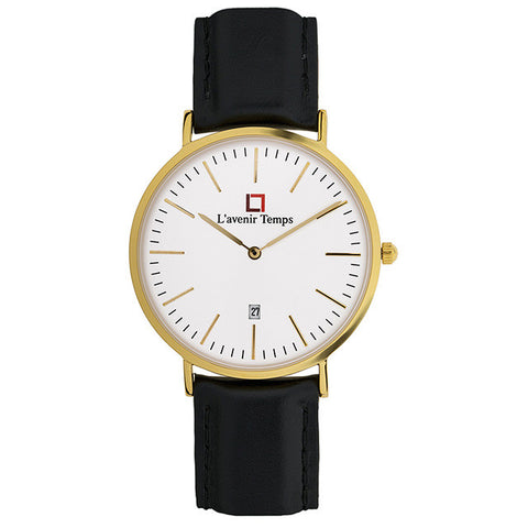 Classic Gold with Black Strap