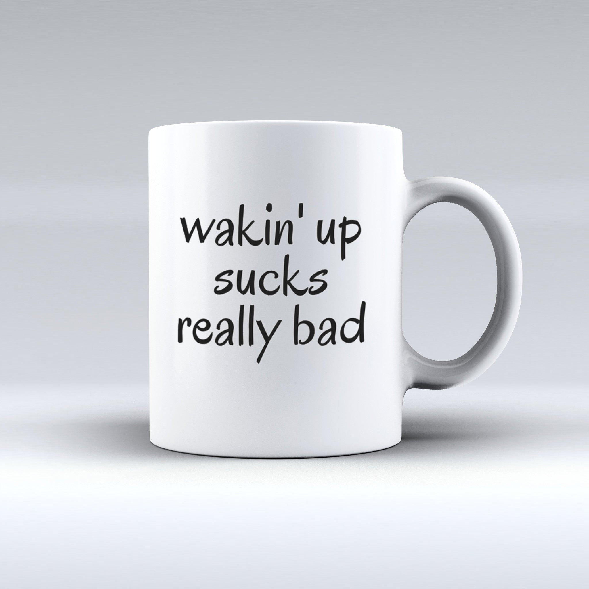 Wakin' Up Sucks Really Bad!   | Text