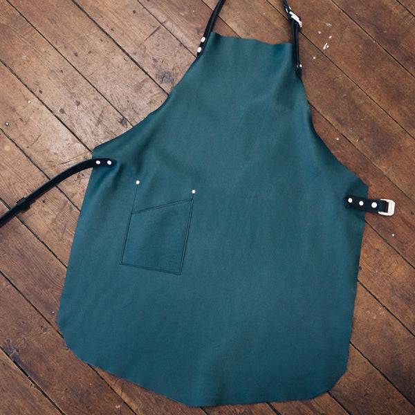 Leather Apron with belt