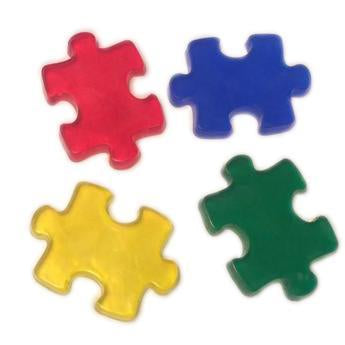 Puzzle Pieces 4-Pack