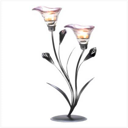 Calla Lily Candleholder - Diana's Space