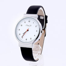 Classical Women's Watch Roman Number Quartz Leather Wrist Watch - Diana's Space