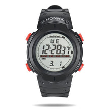 2016 Men's watch Sport Wrist WatchOutdoor Waterproof Men's LED Digital Stopwatch Date Rubber - Diana's Space