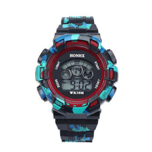 Mens Digital LED Quartz Alarm Date Sports Wrist Watch - Diana's Space