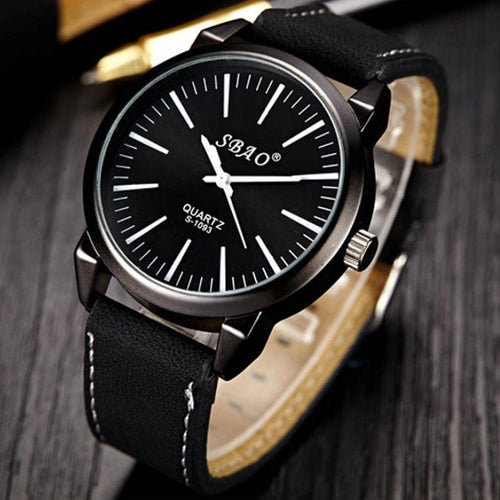 Men's Fashion Leisure Waterproof Watch Military Style - Diana's Space