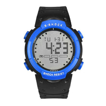 Men's Military Waterproof Quartz Watch Water Resistant - Diana's Space