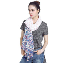 Blanket Scarf Woman Gorgeous Wrap Long Tassel Luxury Brand Shawls - Diana's Space