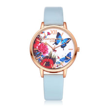 Women's Quartz Butterfly Printing Watch - Diana's Space