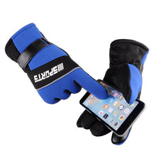 High Quality Men Gloves Leather Touch Screen - Diana's Space