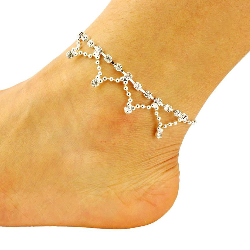 Tassel Anklet Foot Jewelry - Diana's Space