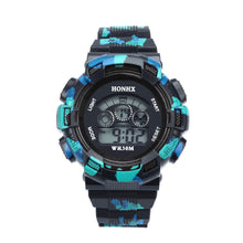 Waterproof Cool Digital LED Quartz Alarm Watch - Diana's Space