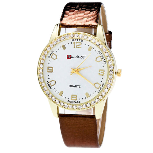 Unisex Candy Color Wrist Watch - Diana's Space