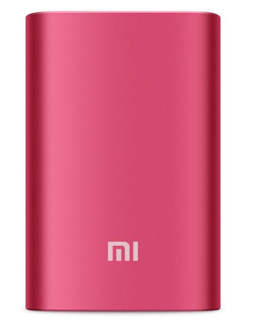 Xiaomi Power Bank 10000mAh External Battery, Mobile Backup for Android iPhones 7 plus, iPad - Diana's Space