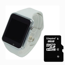 Sim Card Android w/ Slot Push Message Bluetooth Connectivity Smartwatch - Diana's Space