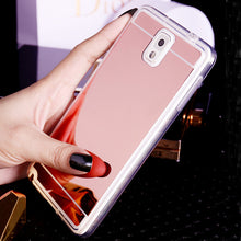 Mirror Electroplating Soft Cases FOR SAMSUNG GALAXY NOTE 3 NOTE - Diana's Space