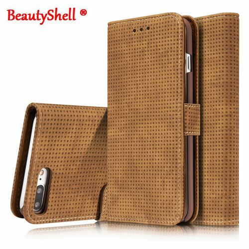 BeautyShell Breathable PU Leather Case for iphone6, 6S, 7, 7Plus - Diana's Space