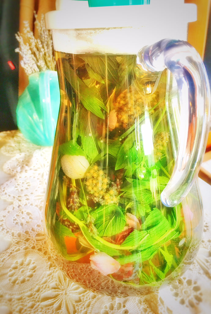 Flower to Cup - The Best Way to Make Healthy Tea From Flowers