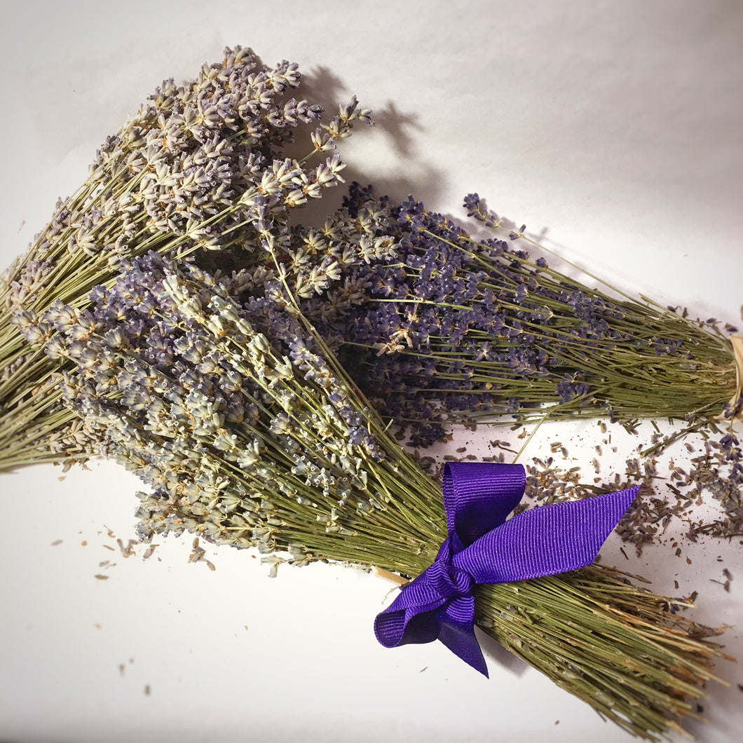 Dried Lavender Bouquets