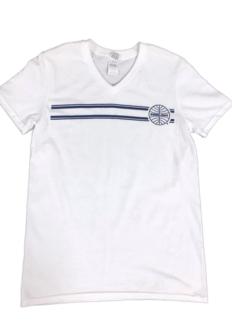 Pan Am Jet Age V Neck T Shirt