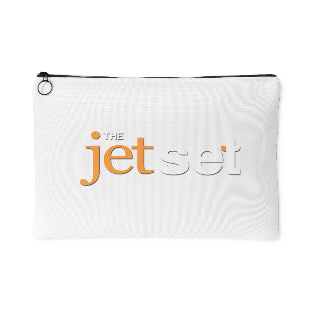 The Jet Set Travel Pouch