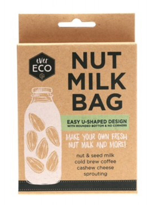 Ever Eco Nut Milk Bag | Straining Mesh Cold Brew Coffee - Integrity Lane