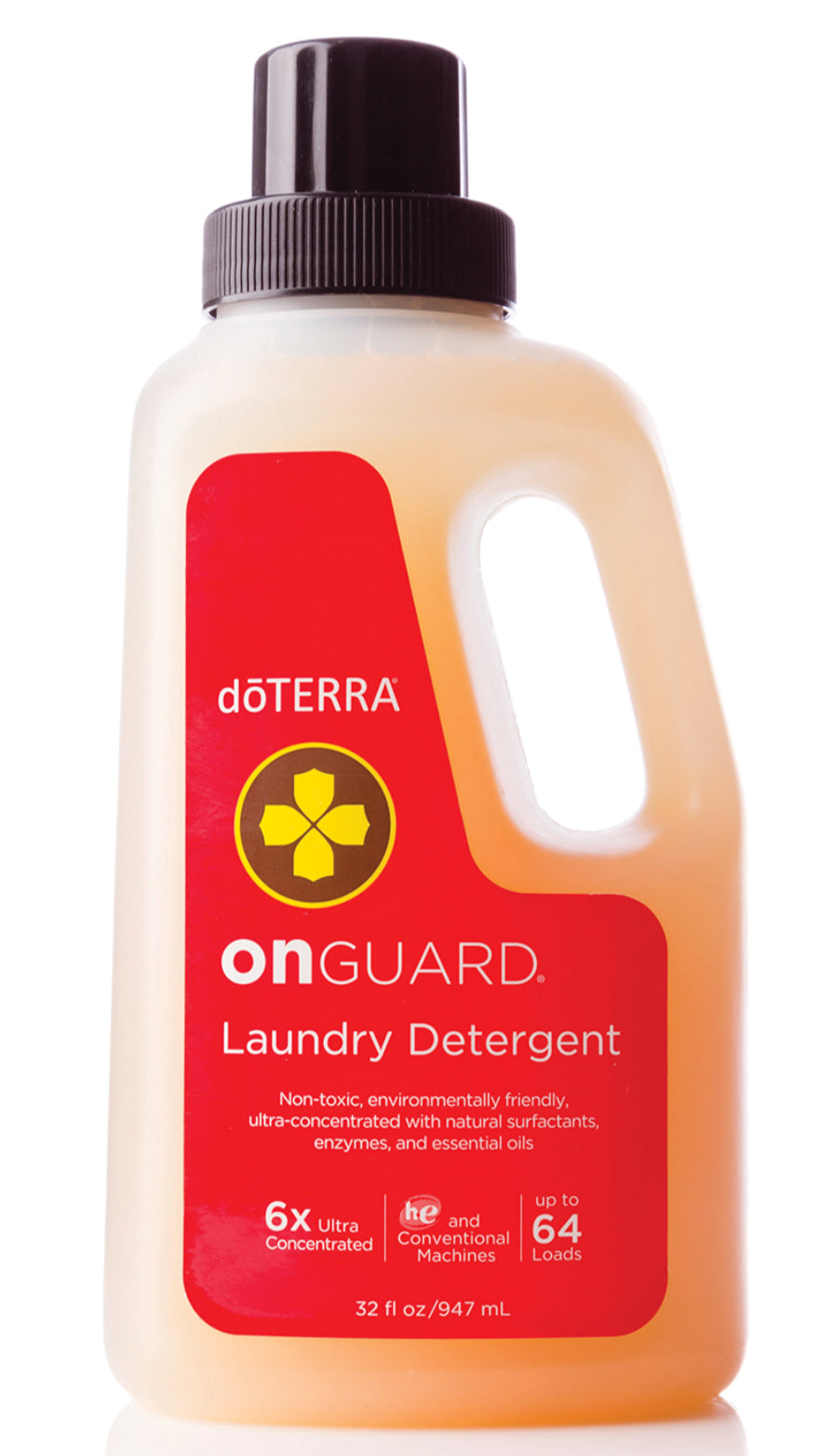 Doterra On Guard Laundry Detergent | 947ml 32 oz | OnGuard Liquid 64 Loads - Integrity Lane