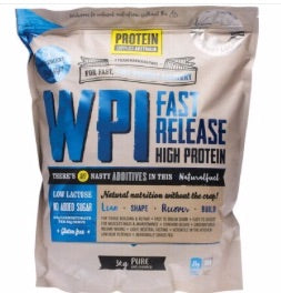 Protein Supplies Australia WPI Whey Protein Isolate | Pure 3kg