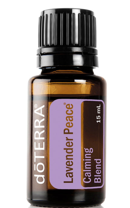 Doterra Lavender Peace Essential Oil - 15ml - Integrity Lane