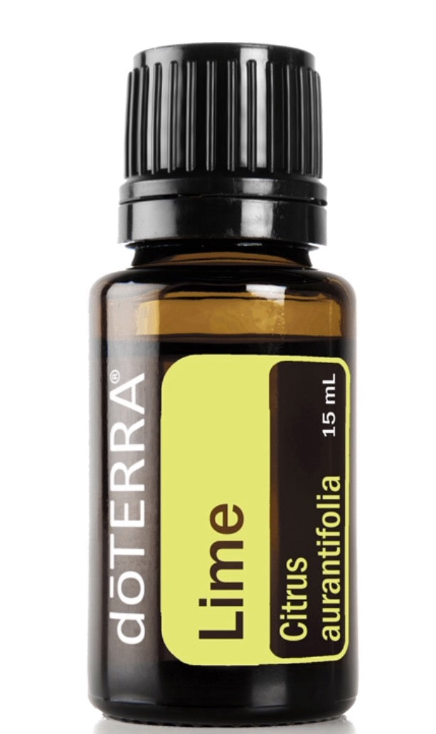 Doterra Lime Essential Oil - 15ml - Integrity Lane