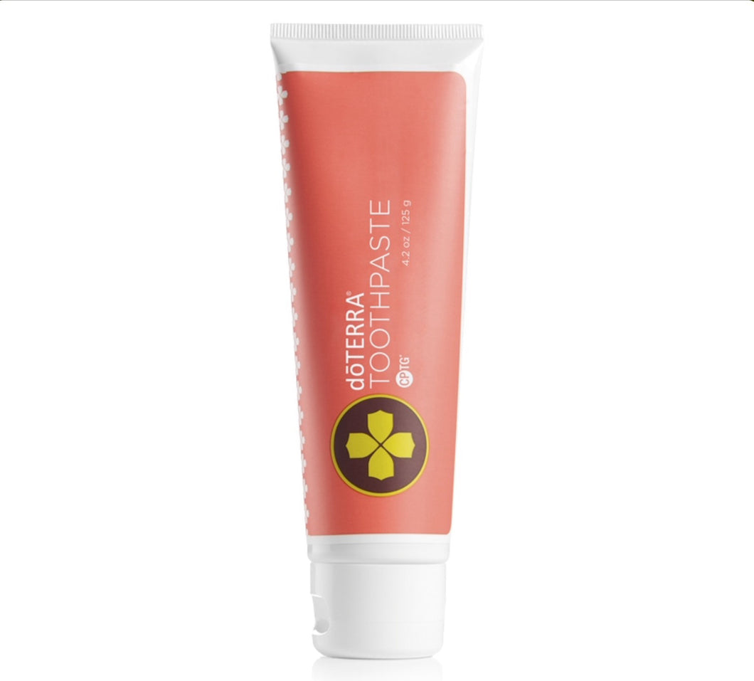 Doterra On Guard Toothpaste | Dental Hygiene Oral Care Fresh Breath - Integrity Lane