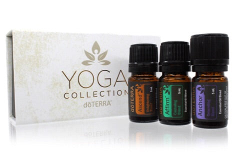 Doterra Yoga Collection Essential Oils Kit | 3 Pack - Integrity Lane