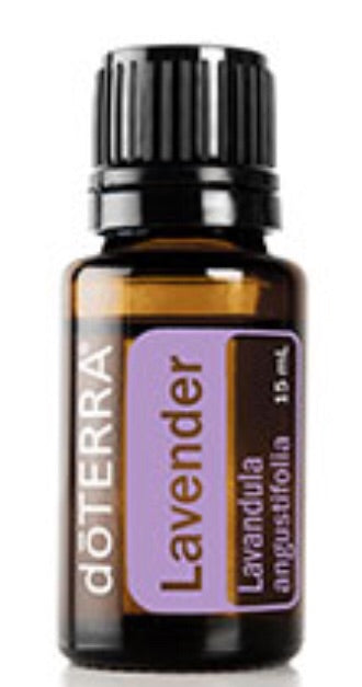 Doterra Lavender Essential Oil - 15ml - Integrity Lane