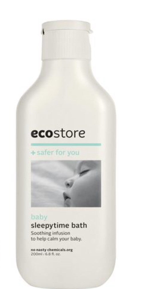 ECOSTORE Baby Sleepytime Bath 200ml - Integrity Lane
