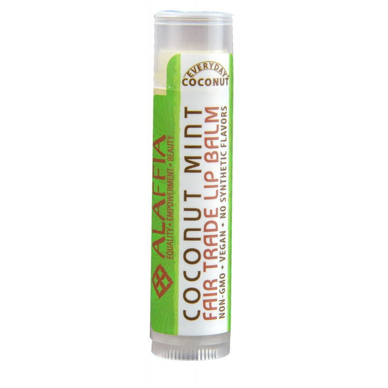 Fairtrade Alaffia Lip Balm - Integrity Lane