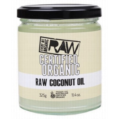 Every Bit Organic Raw - Certified Organic Coconut Oil - Integrity Lane