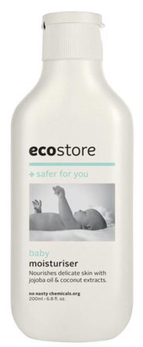 Ecostore Baby Moisturiser - 200ml - Integrity Lane