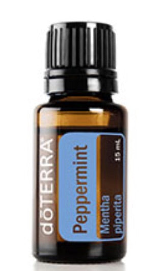 Doterra Peppermint Essential Oil - 15ml - Integrity Lane