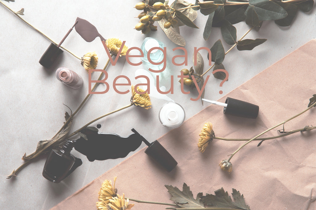 NON-VEGAN ingredients that might be in your beauty products.