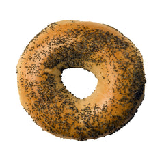 Flavor of the Month Bagel - Poppy
