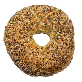 Egg Everything Bagel
