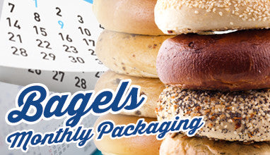 Monthly Bagel Packages